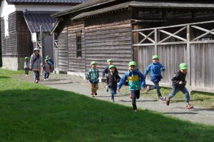 北海道開拓の村見学