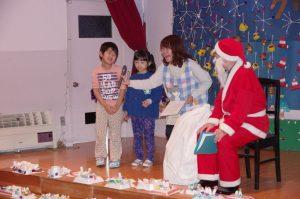 12月18日 クリスマス会