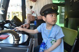 6月6日(木) ばら組 市電イベントに参加