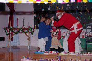 サンタさん今年もプレゼントありがとう