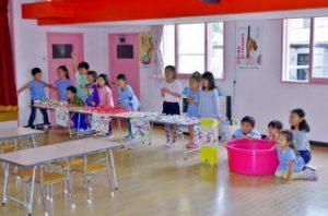 みづほ幼稚園体験入園