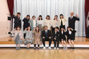 ご入園・進級おめでとうございます