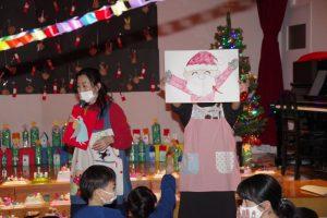 12月17日(木)クリスマス会開催