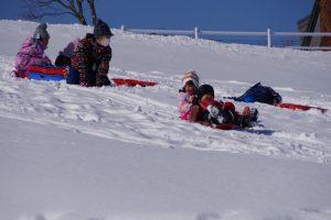 2月 冬の遊び
